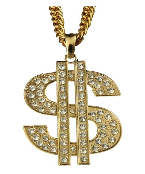 pugs names in the caign thug gold chain png transparent image png mart