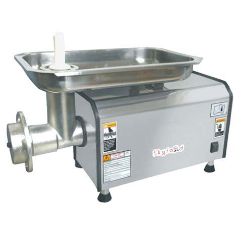 400 lb bench skyfood pse 11 bench style meat grinder w 400 lb hour 2