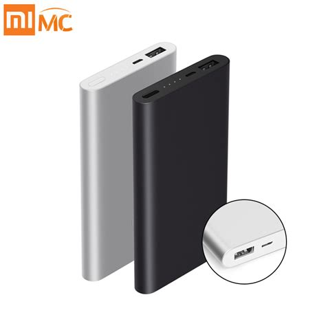 Xiaomi Mi 2 Powerbank 10000mah Fast Charge Original 100 Murah original xiaomi mi power bank 2 10000mah charge