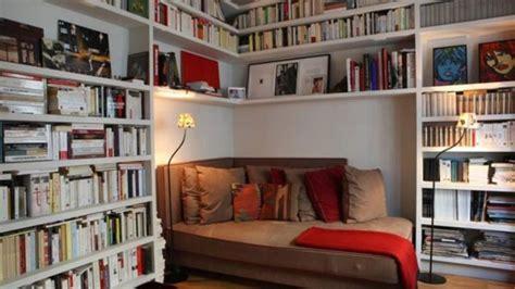 Rak Buku Perpustakaan Pribadi ide merancang rak buku perpustakaan rumah