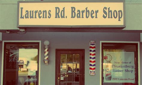 barber downtown greenville sc laurens road barbershop a cut above the others
