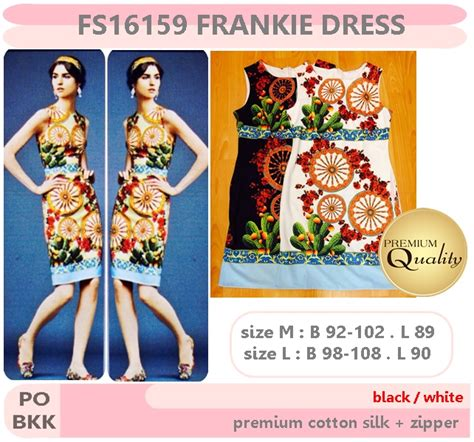 Preorder Dress Anak Import Premium High Quality 25 frankie dress supplier baju bangkok korea dan hongkong