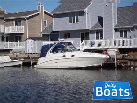 sea ray boat generator sea ray 280 sundancer generator 5 0mpi for sale daily