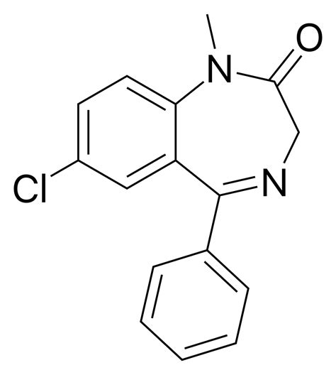 What Is L Made From by Diazepam La Enciclopedia Libre