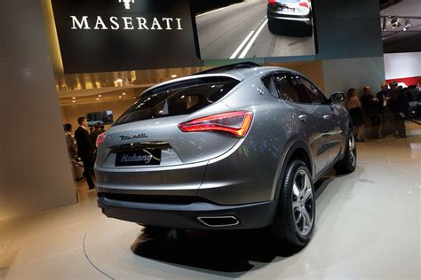 maserati kubang iaa 2011 maserati s jeep based but ferrari powered kubang