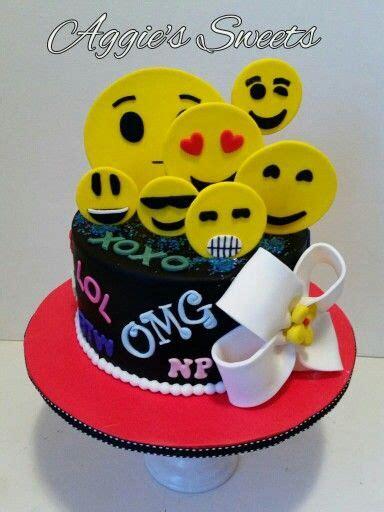 emoji birthday cake birthday cakes emoji cake and cute emoji on pinterest