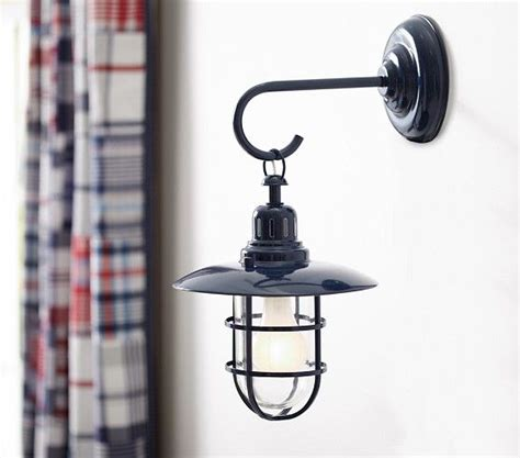 Fisherman Wall Sconce by The World S Catalog Of Ideas