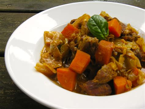 spicy curried beef stew paleo in pdx