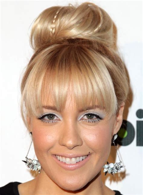 edgy bun hairstyles 30 outstanding edgy medium length hairstyles