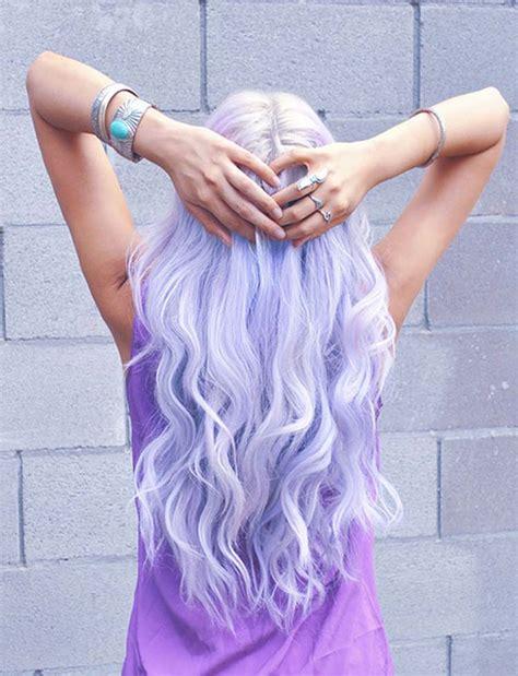 light purple hair best temporary lilac nicole richie hair dye set lilac