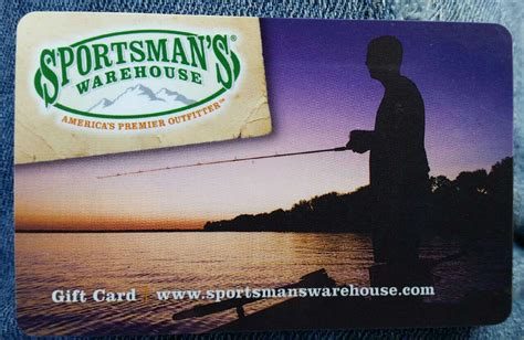 Sportsmans Warehouse Gift Card - letgo sportsman s warehouse gift ca in olive branch ms