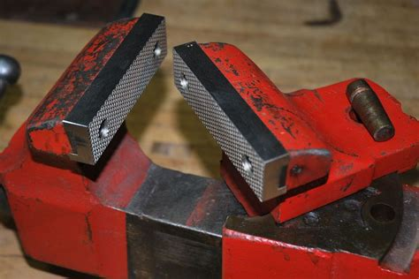 bench jaws pin by bench vises on bench vise restorations pinterest