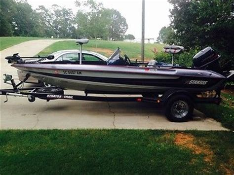 stratos bass boats dealers stratos boats 268 v boats for sale