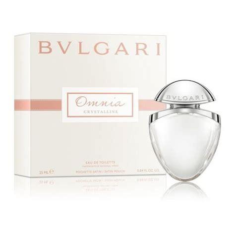 Parfum Bvlgari Eau De Toilette bvlgari omnia crystalline eau de toilette spray for