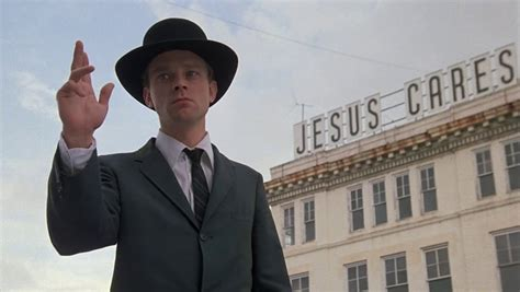 wise blood somewhere in the depths of cinema a religious antireligious absurdism