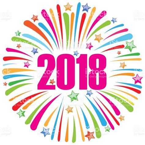 new year 2018 vector feliz a 241 o nuevo 2018 illustracion libre de derechos