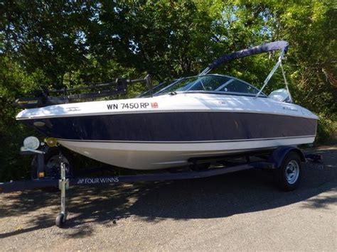 four winns boats vancouver four winns boats for sale in washington