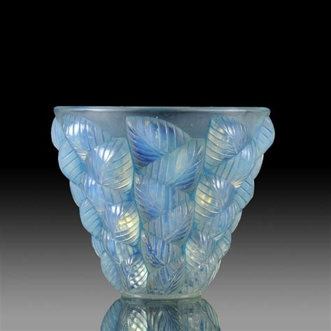 Lalique Vase by Antique Rene Lalique Moissac Vase Richard Gardner Antiques