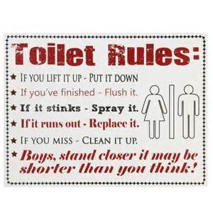 bathroom etiquette signs toilet etiquette signs pictures to pin on