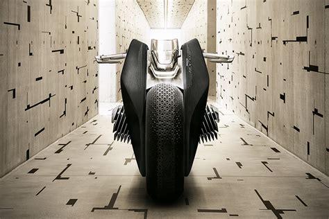 bmw vision   konsept motosiklet teknolsun