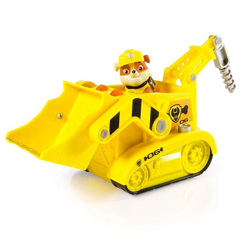 paw patrol lights and sounds paw patrol rubble s lights and sounds construction truck