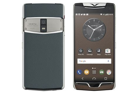 Vertu Phone by Vertu Made Another Phone For The Rich And Tasteless The