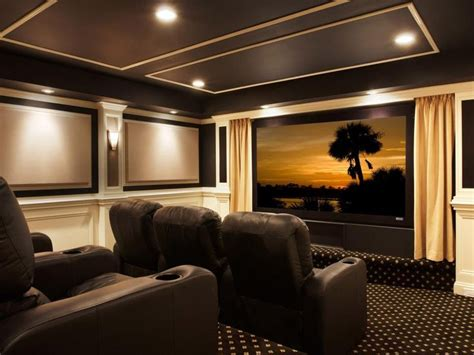 home theater room ideas astounding theater room seating