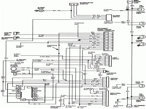 mercury monterey air conditioning wiring diagram mercury