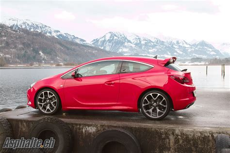 opel news road test opel astra opc auto news asphalte ch