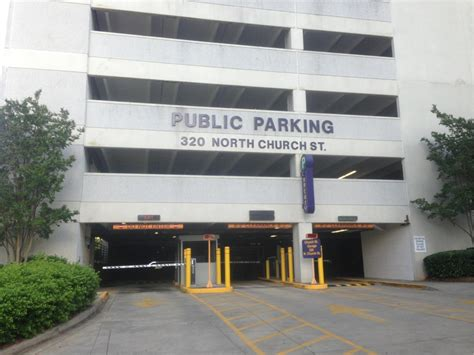 Greenville Sc Parking Garages by Church Garage Parking In Greenville Parkme