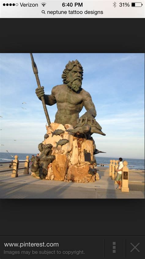 virginia beach tattoo festival neptune ideas nautical sleeve and