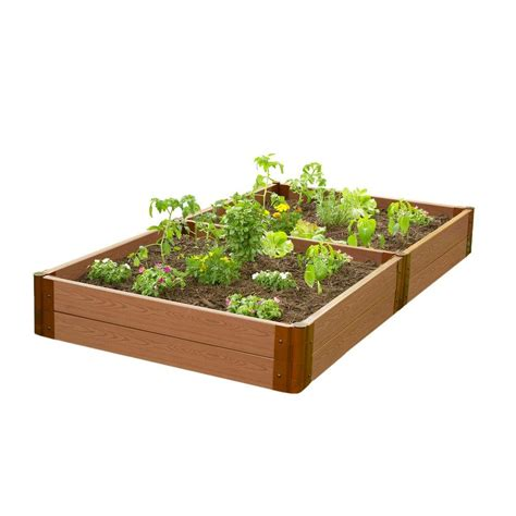 composite raised garden bed composite raised garden bed