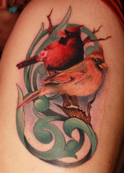 sarah s cardinals by steve phipps tattoos