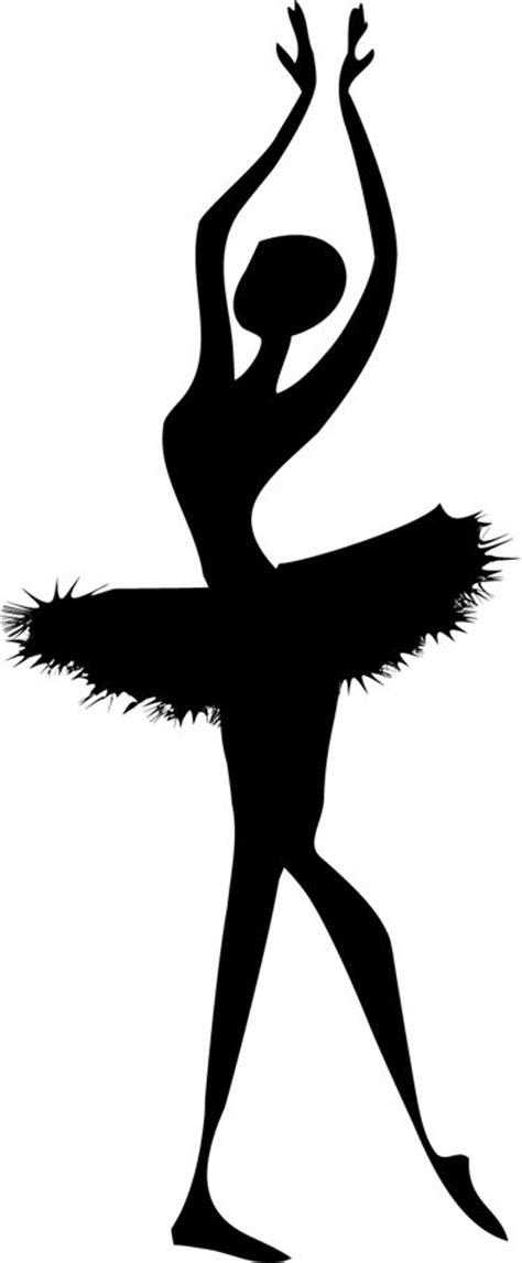 silhouette tattoo paper uk vinilo decorativo bailarina 2 figures pinterest
