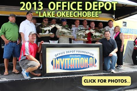 Office Depot Hours Fort Lauderdale Office Depot Charity Events Bass Fishing Experts