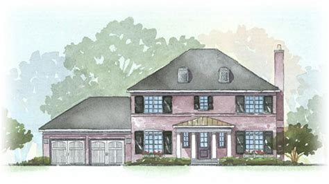 house plans new orleans style georgian style house plans new orleans style house plans