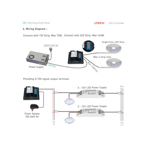 led dimming wiring diagram atkinsjewelry