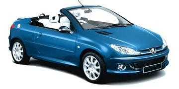 peugeot 208 cabriolet for sale used peugeot 206 cc cars for sale second nearly