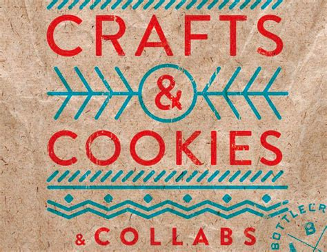 cookie crafts crafts cookies collabs at bottlecraft italy