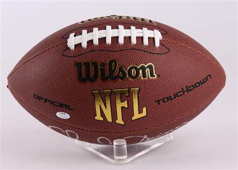 Football Giveaways - online sports memorabilia auction pristine auction
