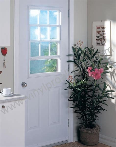 exterior door with window and screen steel exterior door with opening window 187 exterior gallery