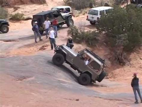 Jeep Fails Moab Jeep Safari Jeep Fail