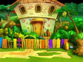 Backyard Safari Cartoon Hd Wallpapers 1080p Wallpapersafari