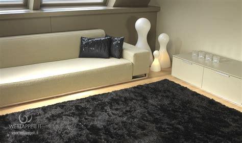 tappeti neri moderni tappeti moderni grandi dimensioni forme geometriche