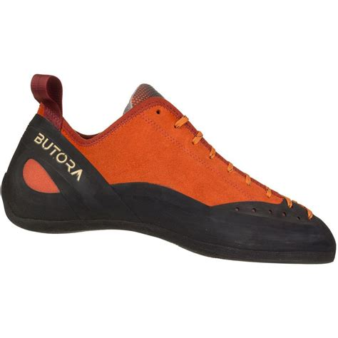 fitting climbing shoes butora mantra climbing shoe tight fit backcountry