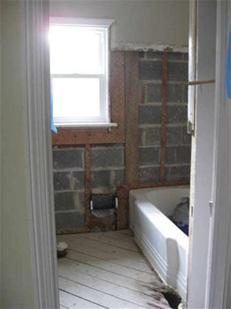 how to replace drywall in bathroom hanging cement board drywall fixing the subfloor