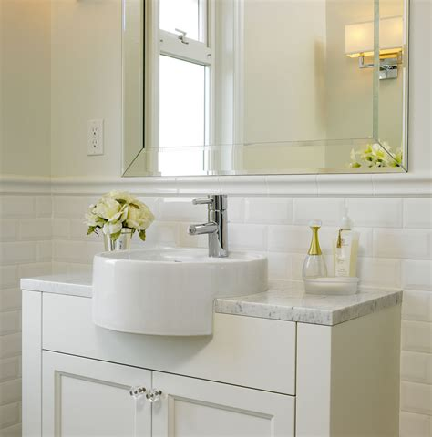 white wainscoting bathroom wainscoting bathroom subway tile home ideas collection