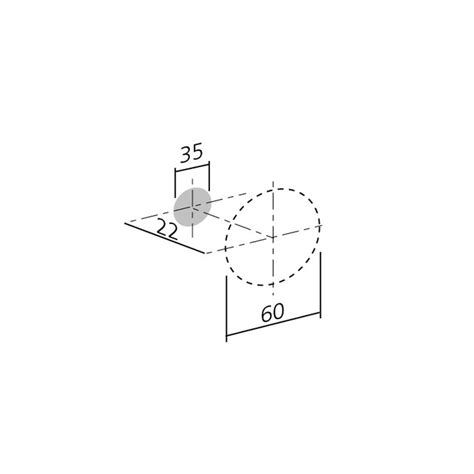 bouton de meuble bois
