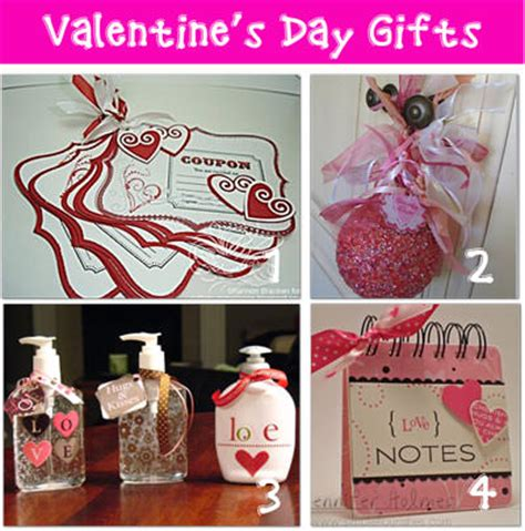 Handmade Ideas For Valentines Day - 12 s day gifts tip junkie