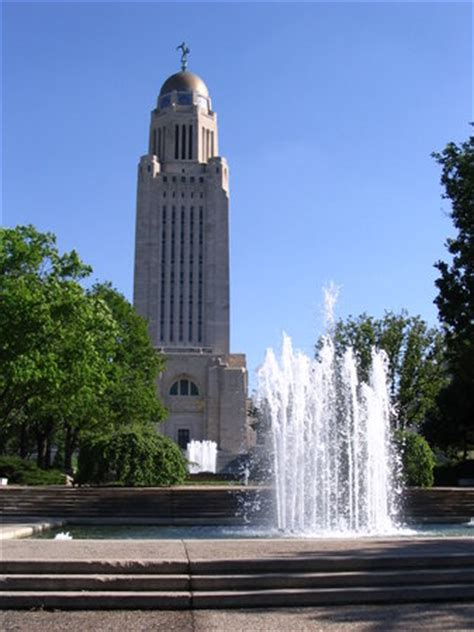 lincoln is the capital of what state nebraska state capitol lincoln hours address